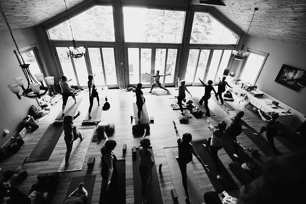 Camp Bliss Yoga Retreat