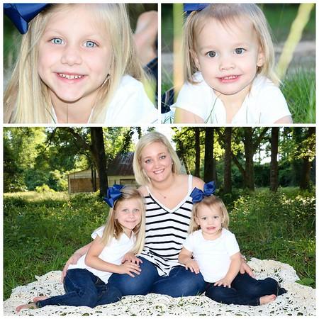 Haley & girls