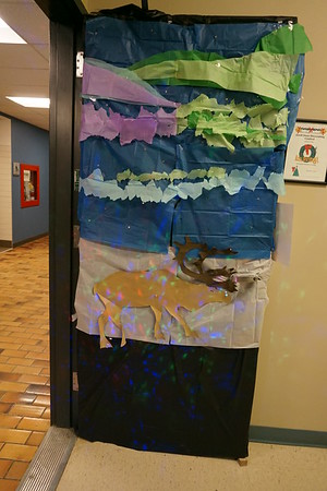 Keyano Door Decorating Contest