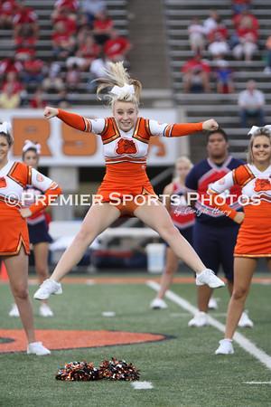 LP vs Atascocita - Cheerleaders 9/17/2010