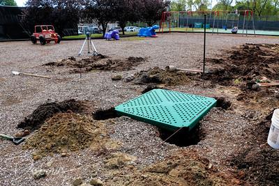 New Pickell Park Playground