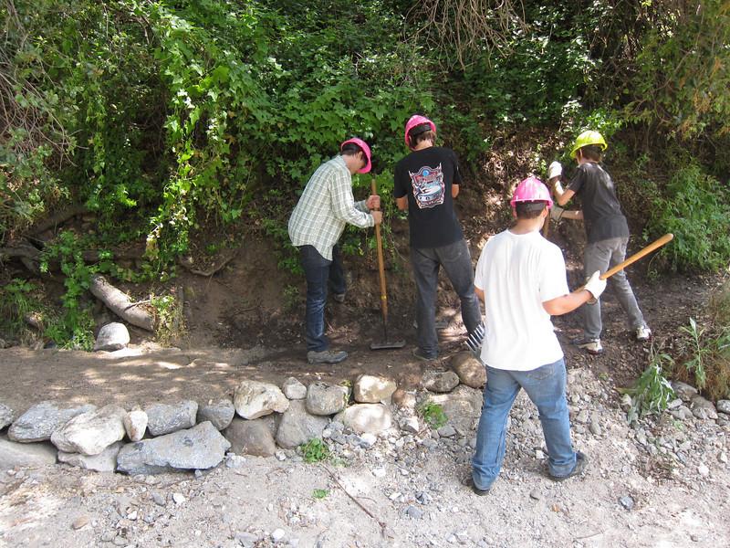 20110507006-El Prieto Trailwork.JPG