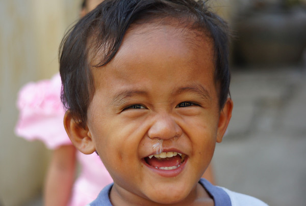 Smiles of Cambodia II