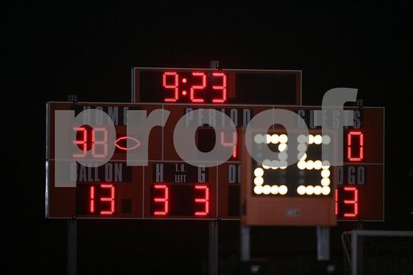 Varsity-Oak Grove vs Raytown 9-12-08