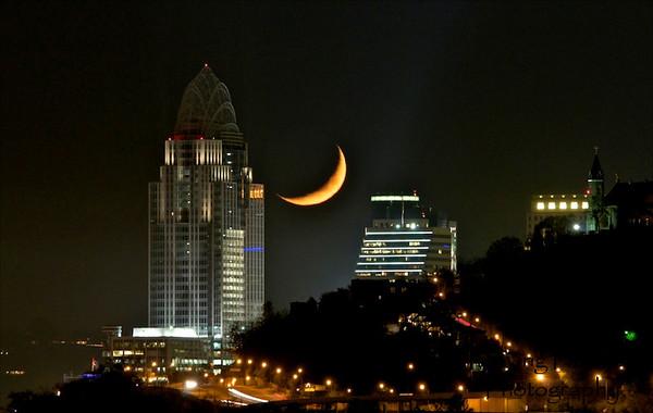 Cincinnati scenes