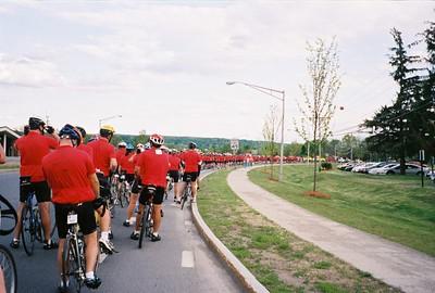 Ride for Missing Children 2005