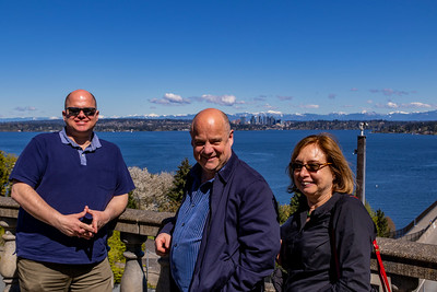 2017-04 Clarkes in Seattle