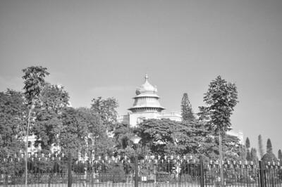 Bangalore, the road to Mysore and Mysore