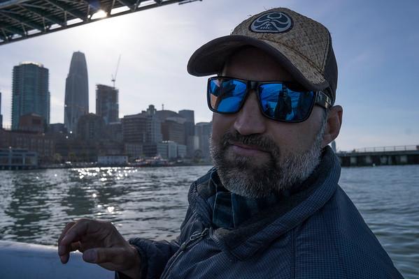 SF Bay via Boat