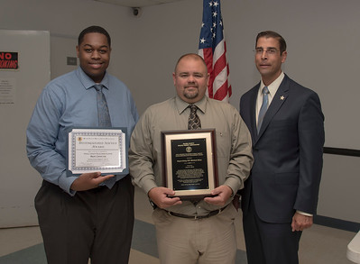 2016 Salem County Law Enforcement Recognition Awards Ceremony