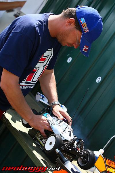Bernard Durand of Novarossi & Racing Experience Rd 3 BRCA Nationals