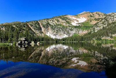 Crater Lakes - August 2014