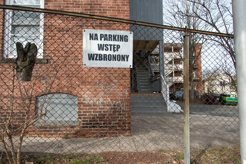 01/28/19  Wesley Bunnell   Staff  No parking signs at the Pulaski Democratic Club located at 89 Grove St.