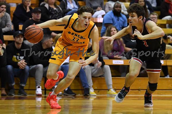 Rancho Christian vs. Thurston Boys High School Basketball