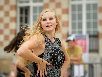 Dance Academy at Lekker Zomeren Nieuwpoort 2014