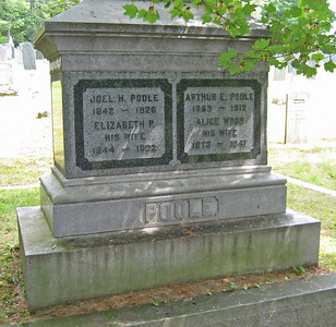 Headstones and Monuments
