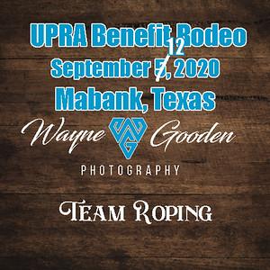 Team Roping UPRA