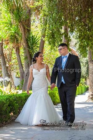 Hilda & Eddie Wedding