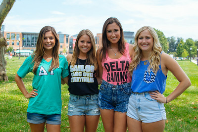 Sorority and Fraternity Life