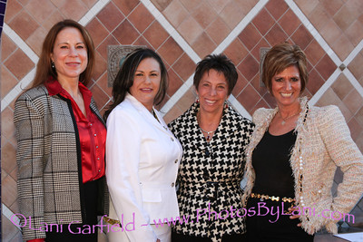 Women Leaders Forum Luncheon Girlz and their Leaders 1/16/12