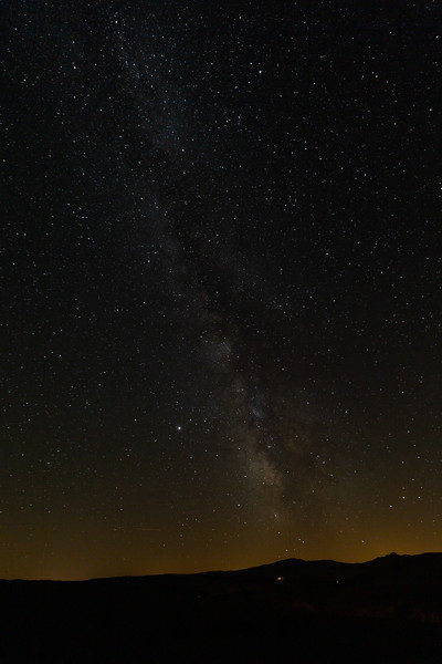 Milky way over France #07