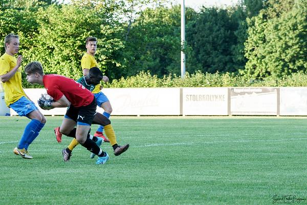 Egen UI vs FC Skanderborg 09.06.2021