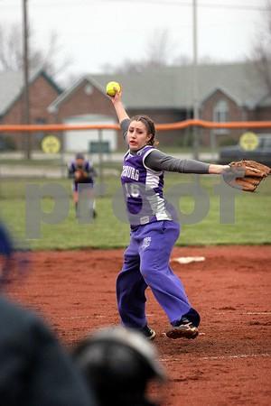 Brownsburg v Mooresville - Softball