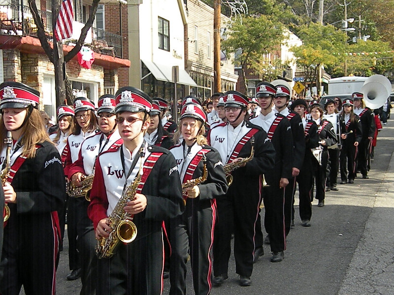 Lutheran-West-Marching-Band-At-Columbus-Day-Parade-October-2012--42.jpg