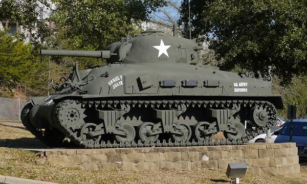 Alabama VFW, American Legion, Veterans Parks, Monument Vehicles