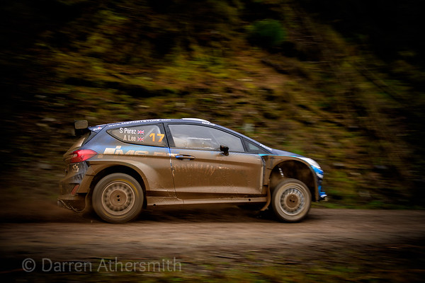 Grizedale Stages Rally 2019