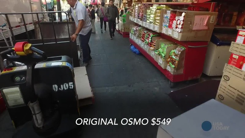 My favorite gadget - the Osmo