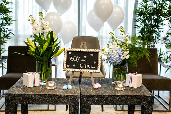 Lina Gender Reveal Party