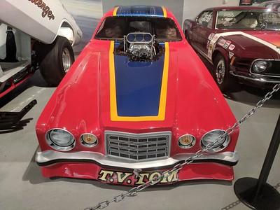NHRA Motorsports Museum - Pomona, CA - 2 Aug. '18