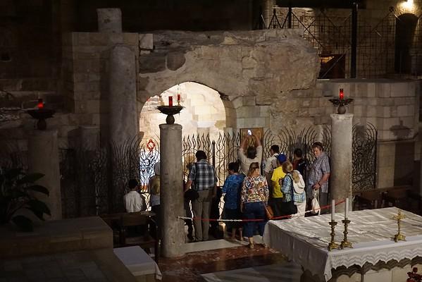 41 Базилика Благовещения в Назарете. Понедельник, 18 мая, 13.05