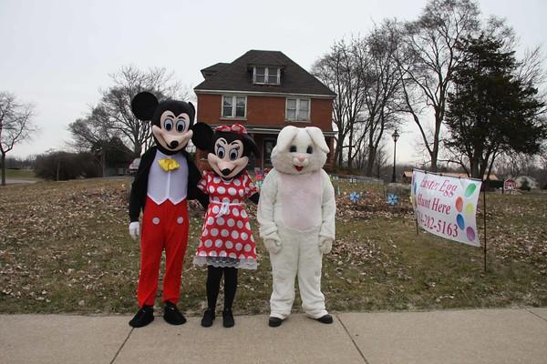 Easter Pics Taken on 3/31/18