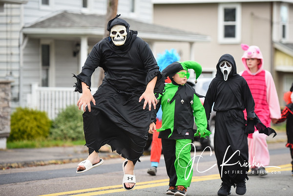 Nuremberg Halloween Parade 2019