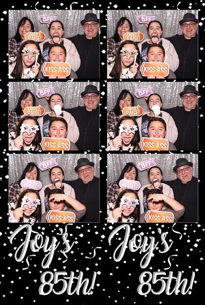 Joy's 85th (11/24/18)