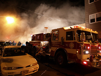 12-01-07 Union City, NJ - 5th Alarm