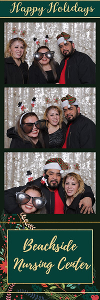 Beachside Nursing Center Holiday Party 2018