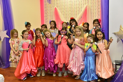 Paisley's DIVAS Birthday Party
