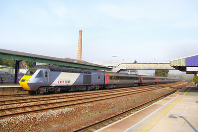 2011 - Crosscountry Trains