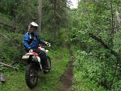 Sipapu area ST Ride  8-17-08