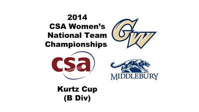 2014 WCSA Championship Videos