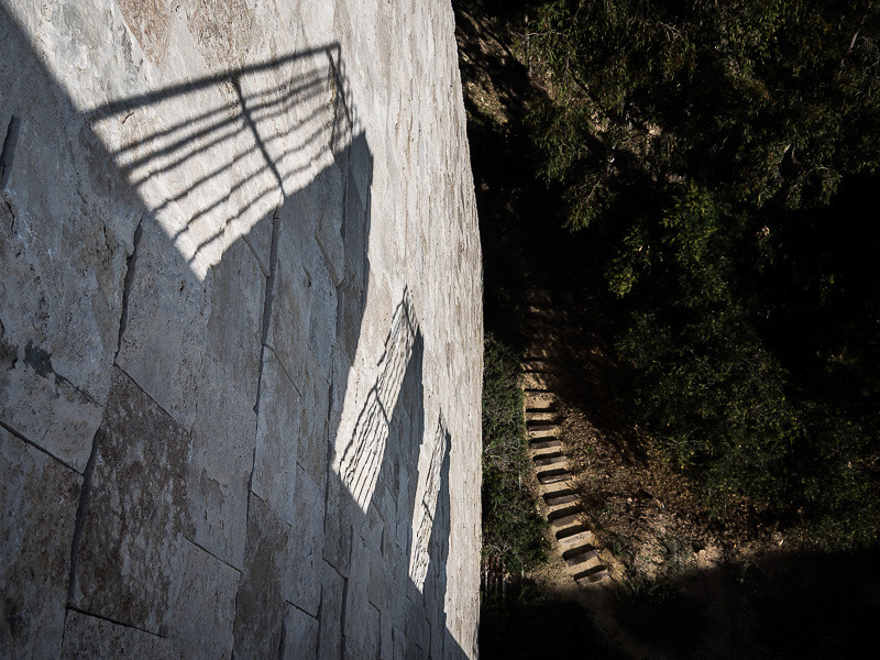 January 21 - Stairs_ The Getty.jpg