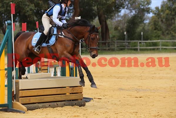 2014 10 12 Horsemans Hunter Trials III 65cm