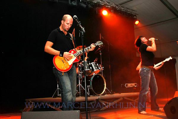 De Rockenjagers in de oranjebrink