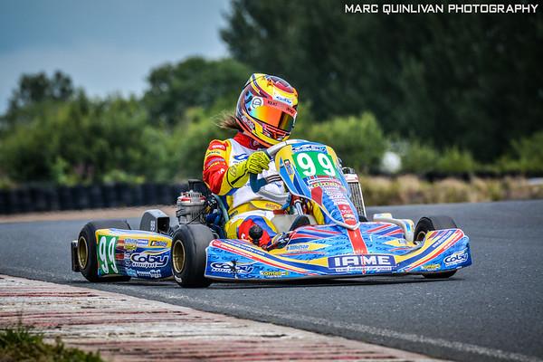 Motorsport Ireland - Round 5 2017 - Nutts Corner - Alyx Coby