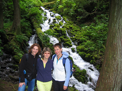 Trip to Oregon July 2005