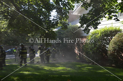 20130919 - Roslyn - Structure Fire