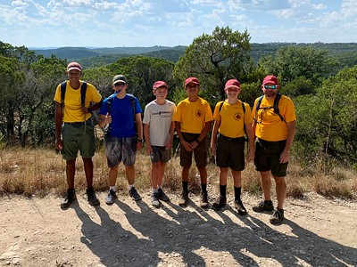2019 Fall Hiking Merit Badge